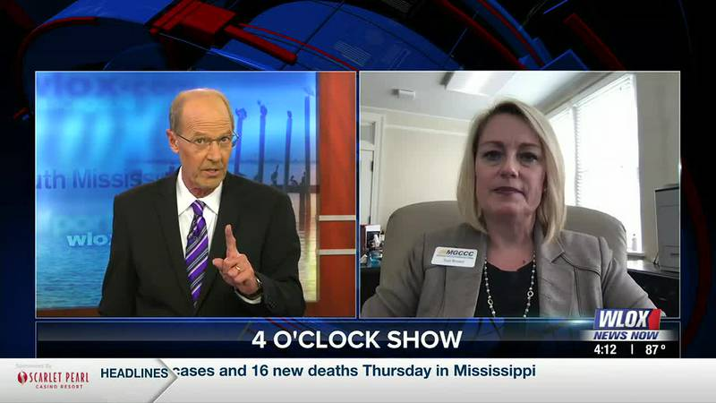 Executive Vice President of Institutional Advancement, Doctor Suzi Brown joins us to discuss...