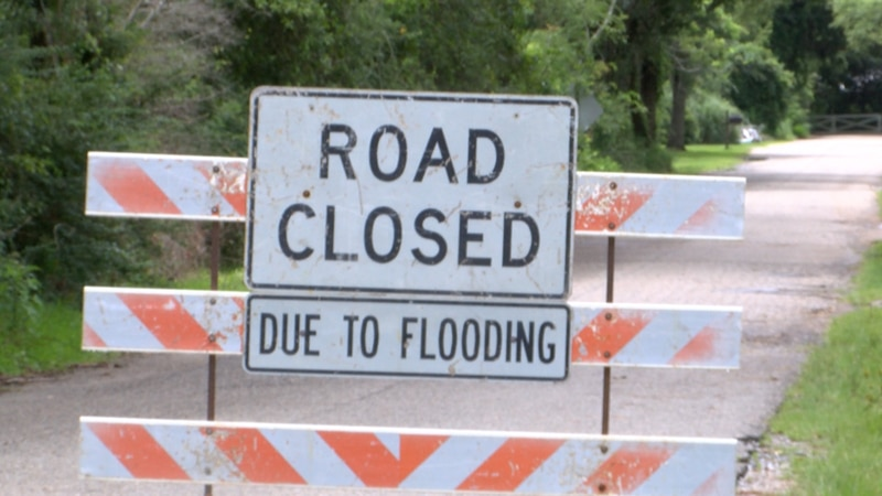Only a handful of roads remain closed across South Mississippi as road crews work to fix damages.
