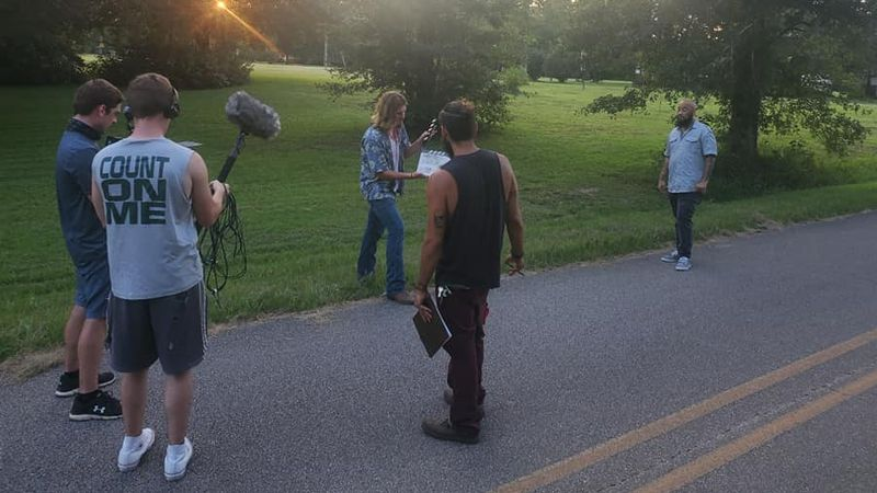 Jije, an indie horror film set in South Mississippi, is based off of a book by local author...