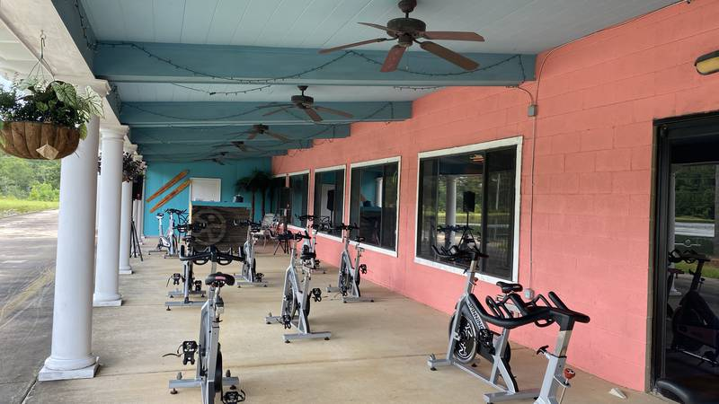 Doctors warn gyms are high-risk areas for COVID-19.