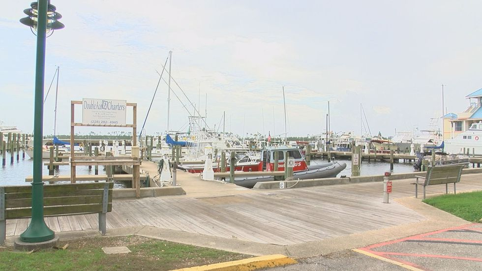 The city is looking to restore and upgrade Point Cadet Marina.