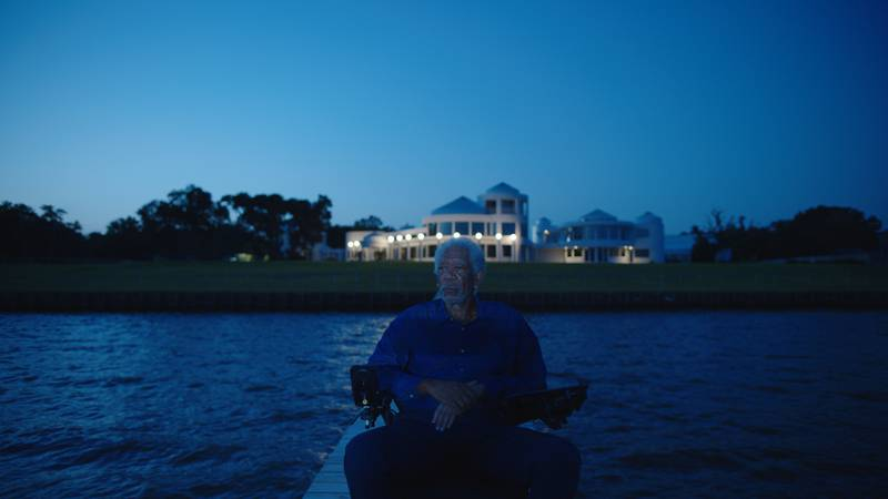 Morgan Freeman movie filmed in South Mississippi to hit the big screen