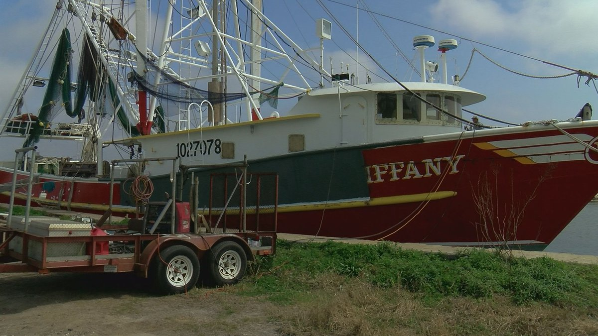 Many local fishermen got some help from that $1.5 million of CARES Act money that was granted...