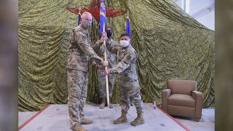 It's been a little more than a year since Lt. Col. Reggie Trujillo assumed command of the 403rd...