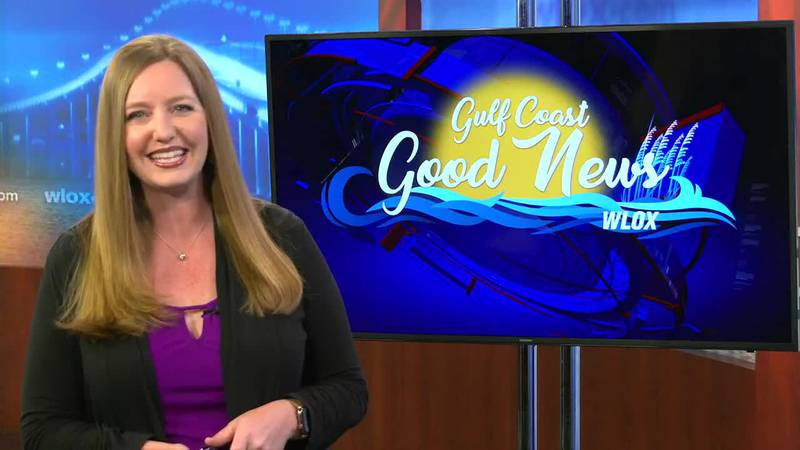 A look back at the stories that are sure to make you smile... It's Gulf Coast Good News!