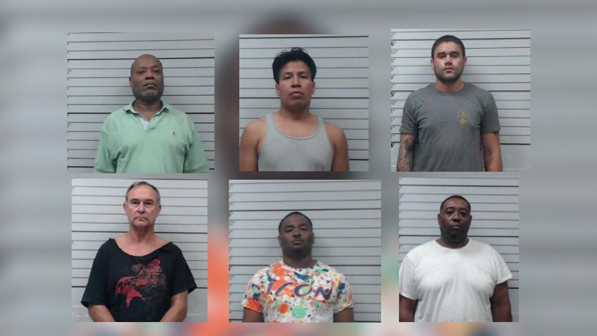 8 people arrested, 7 human trafficking victims identified in undercover sting