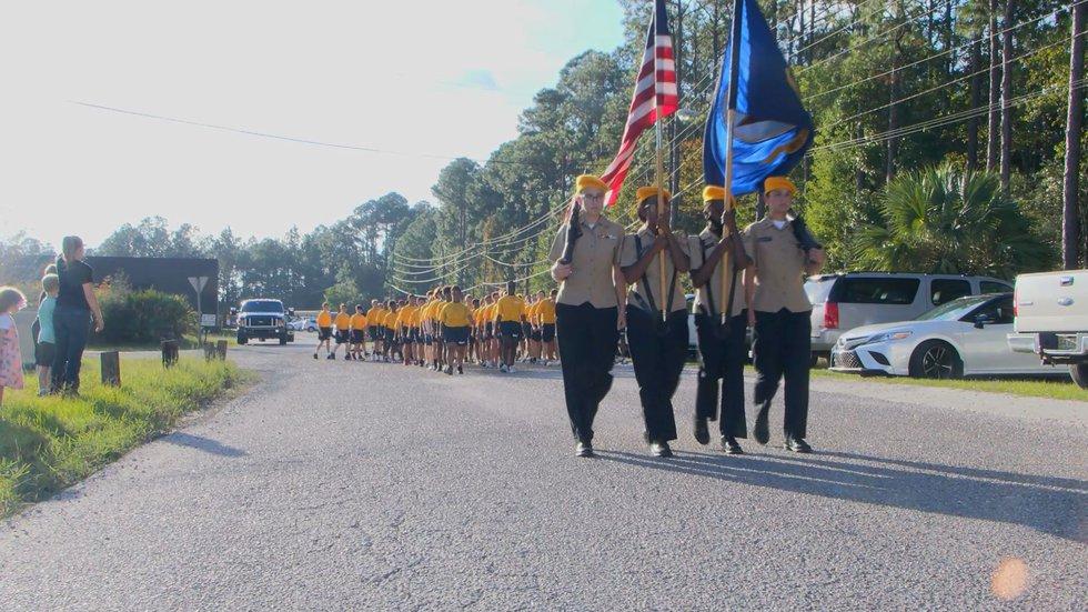 Gautier High School Homecoming Parade