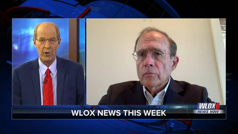 Lt. Gov. Delbert Hosemann talks about the push for medical marijuana, the initiative process,...
