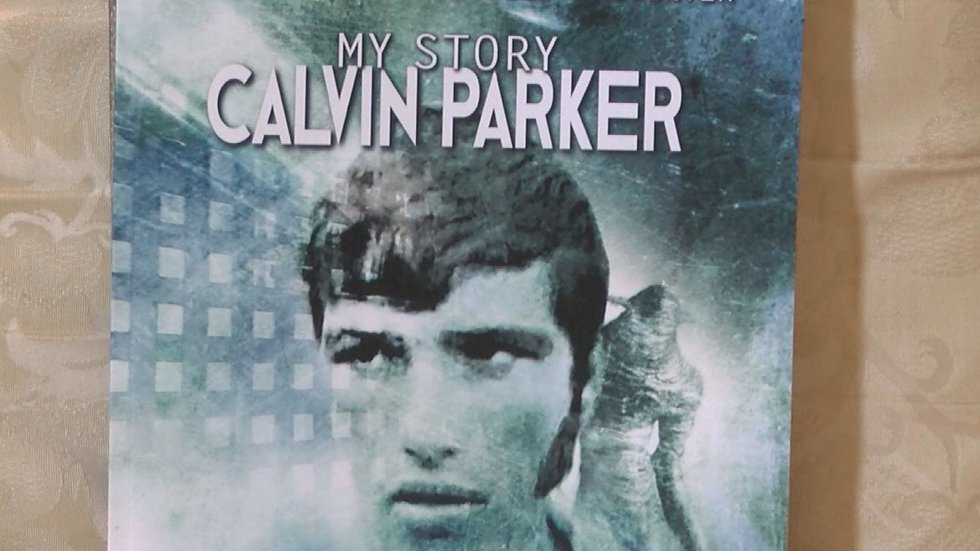 Calvin Parker has written a book about his experience with what he claims was an alien...