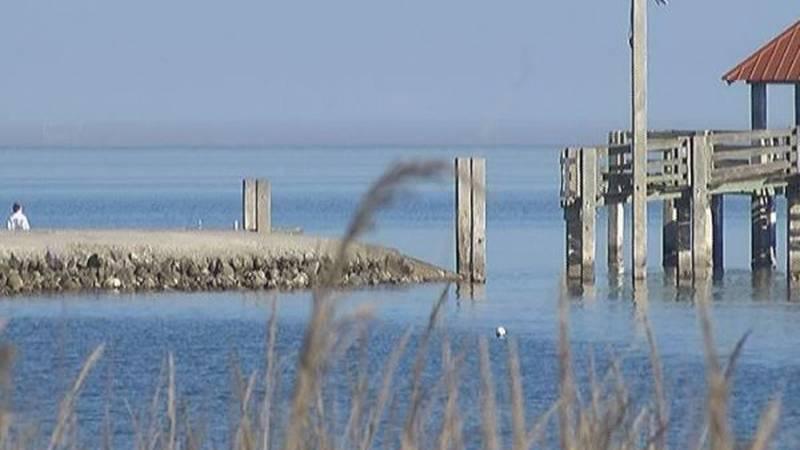 Moses Pier (Photo source: WLOX News)