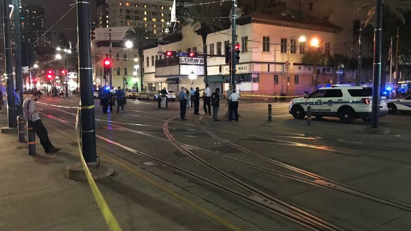 NOPD is investigating a multi-victim shooting in the CBD Sunday night (Feb. 17).