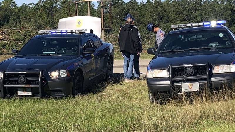 Authorities are on the scene of a crash that left one person dead Friday morning in Harrison...
