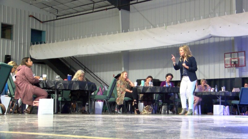 Back Bay Mission Church in Ocean Springs hosted its annual Women's Ministry Conference,...