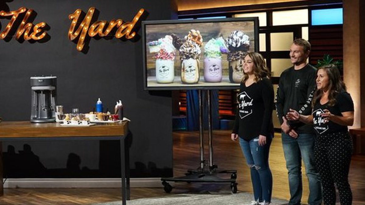 The popular milkshake franchise The Yard got offered a deal from a multimillionaire investor on...