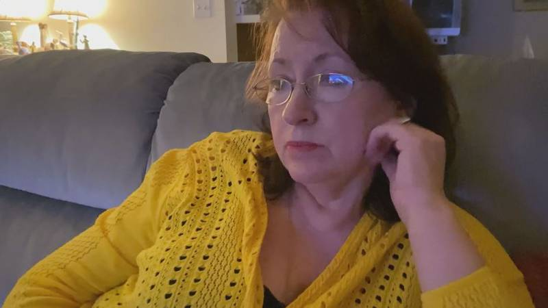Twyla Moore of Biloxi has been in self-imposed isolation since the pandemic began last year....