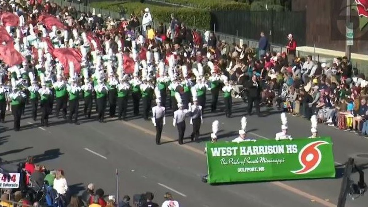 If you missed the West Harrison High School Marching Band's performance in the Tournament of...