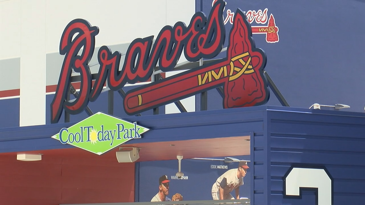 CoolToday Park will host its first Spring Training Season for the Atlanta Braves.