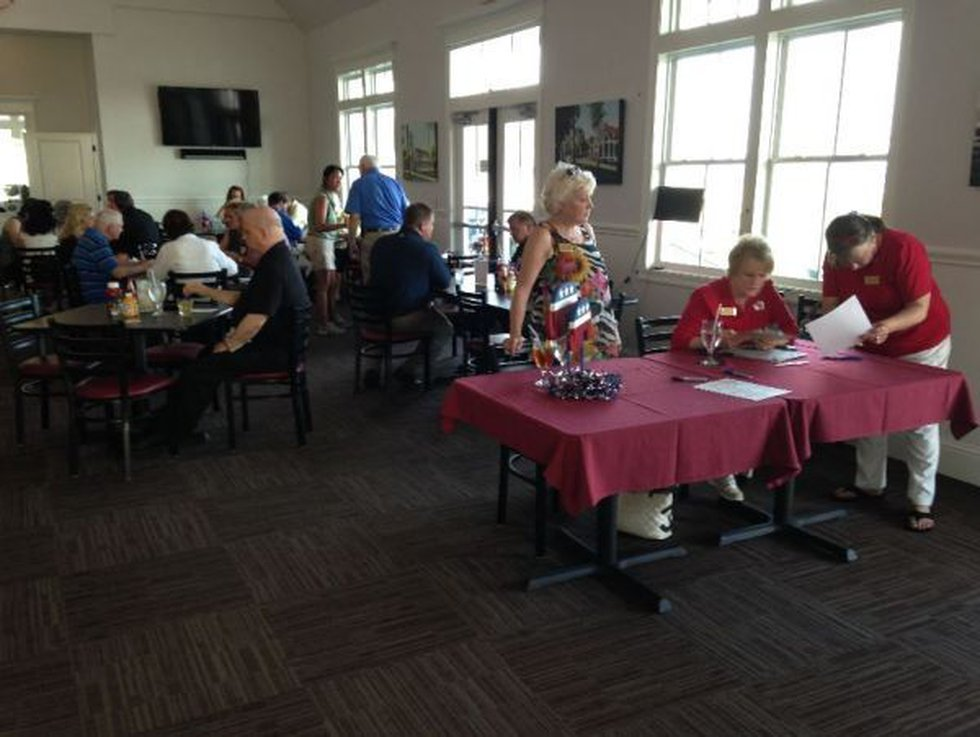 The Harrison County Republican Women meet once a month, but Monday's meeting was the first...