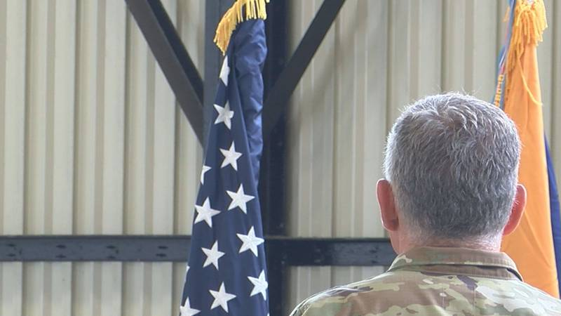 The Mississippi National Guard got a new improvement on one of its facilities. Hurricane...