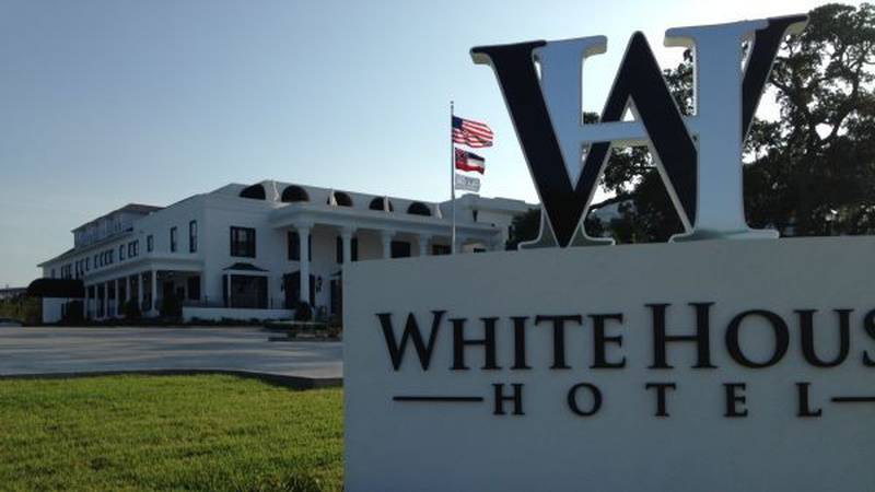 The iconic White House Hotel in Biloxi is four days away from reopening for the first time in...