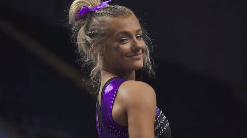 College athletes, like LSU Gymnast Sarah Edwards, are now able to capitalize on their name,...