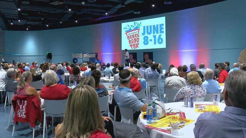 For the first time since 2019 Ole Miss coaches and administrators connected in person with...