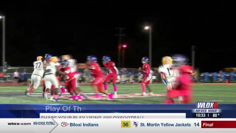 FNFS Play of the Night: Kam White