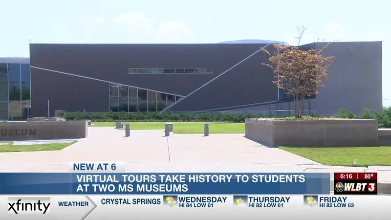 Virtual tours offer students insight into state's history at the Two Mississippi Museums