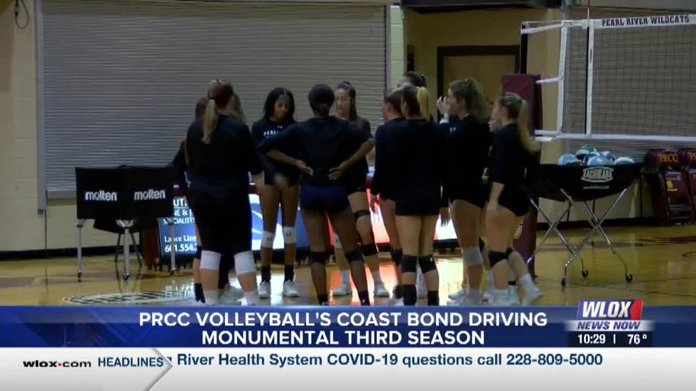 PRCC volleyball's Coast bond driving monumental third season