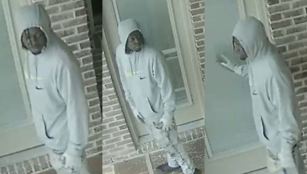 Police are asking for help to identify and locate the person in these photos. He is suspected...